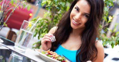 Еда для хорошего настроения