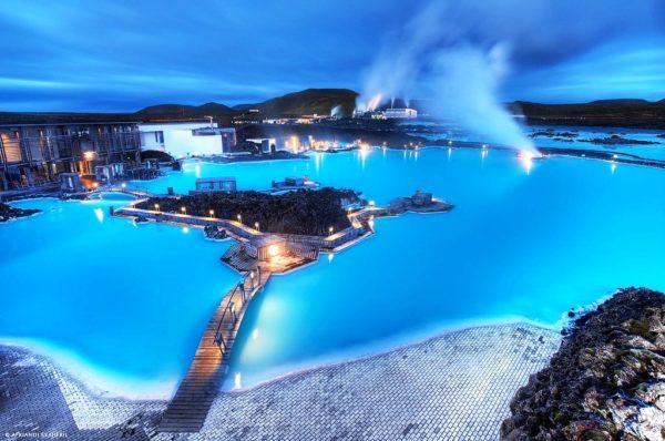 Оздоровительный тур в Исландию