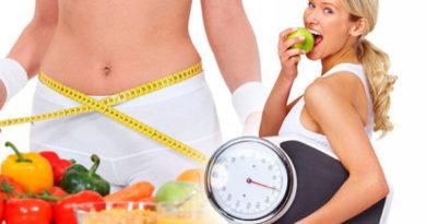как похудеть к весне