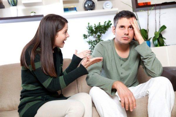 Как правильно предъявить претензии супругу