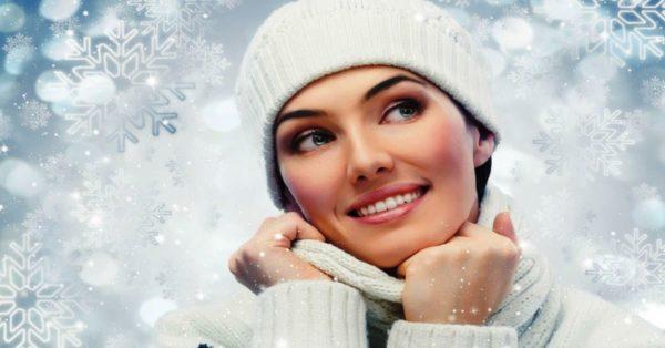 Как ухаживать за кожей в зимний период