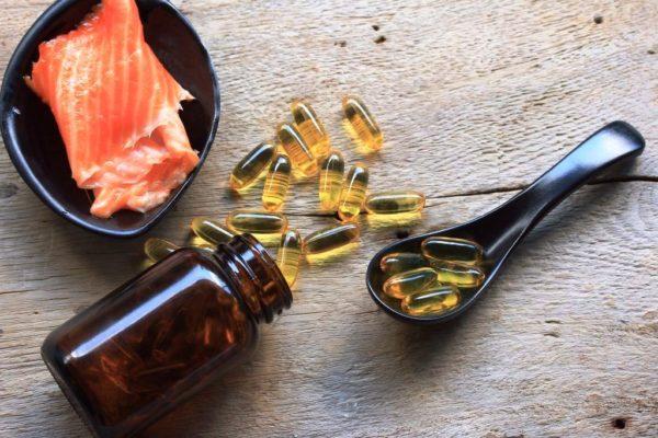 Как похудеть с помощью рыбьего жира