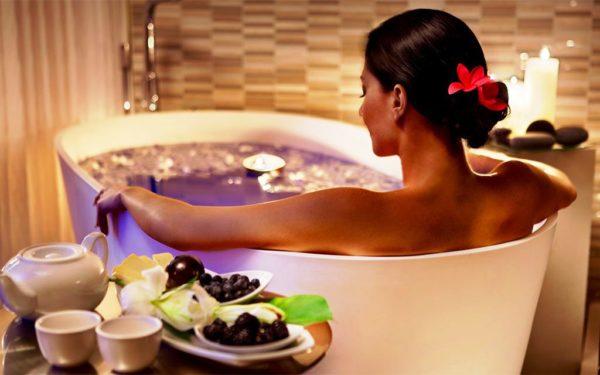 Полезные ванны для здоровья