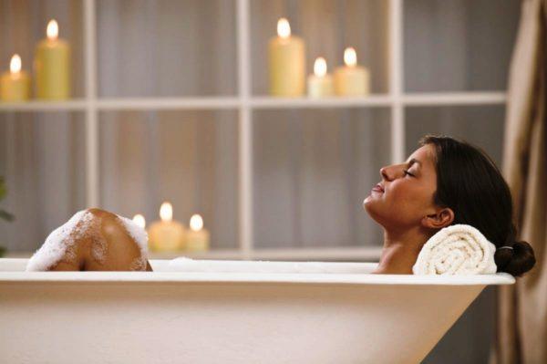 Полезные и оздоровительные ванны
