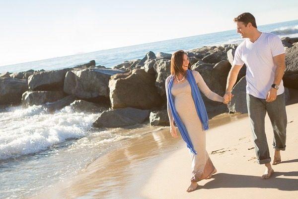 медовый месяц во время беременности