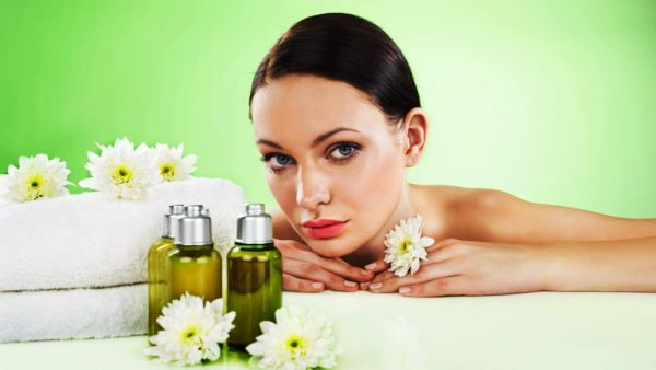 Природная косметика в  уходе за кожей лица и тела
