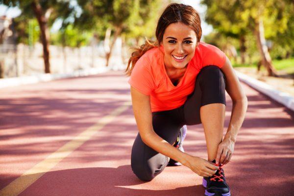 Но ты можешь противостоять замедлению метаболизма и оставаться в форме, если будешь регулярно нагружать организм физическими упражнениями