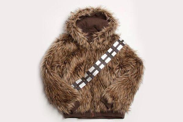 Куртка в стиле Чубакки