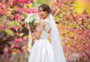 Осенняя свадебная мода