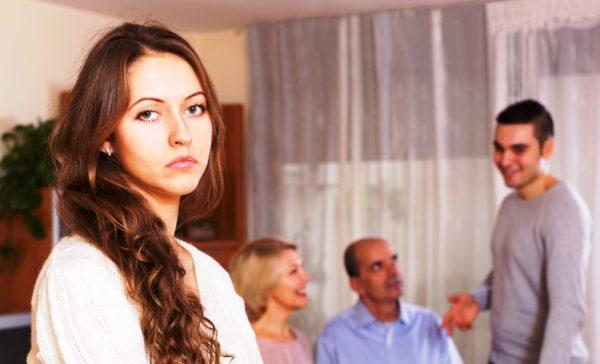 Как избежать конфликта в отношениях между невесткой и свекровью