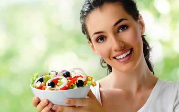 Сбалансированное питание - залог здоровой кожи