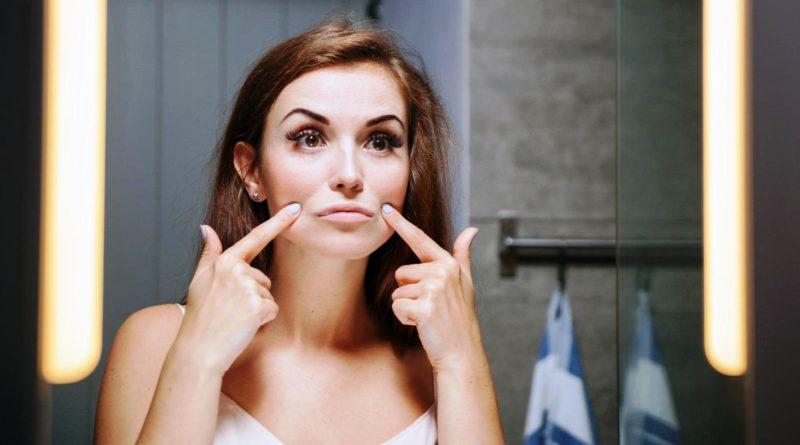 Как снять симптомы усталости кожи лица
