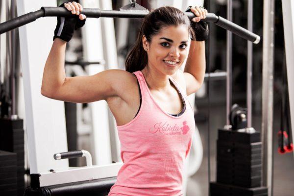 Занятия спортом помогают бороться с усталостью на лице