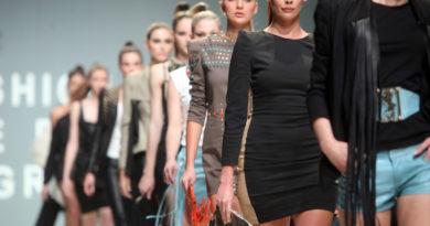 Особенности организации модного показа