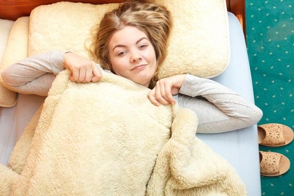 Интересные факты об одеялах из шерсти