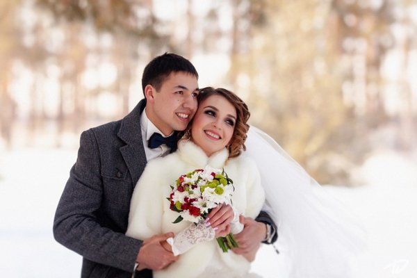 свадьба зимой плюсы и минусы