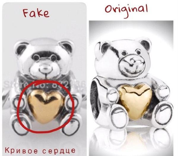 Pandora: оригиналы и реприки