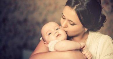 осознания себя матерью