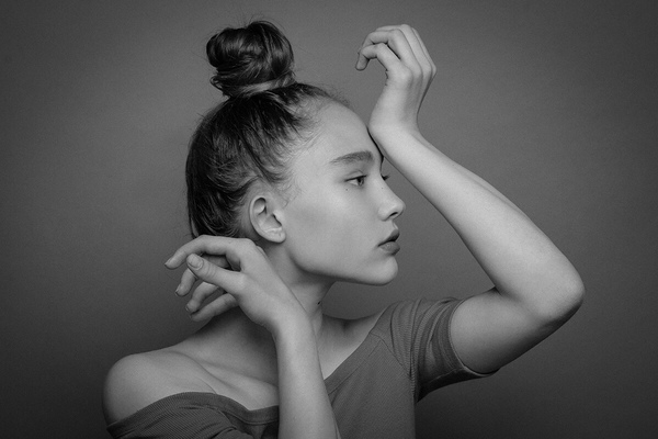 Vogue Саша Киселева
