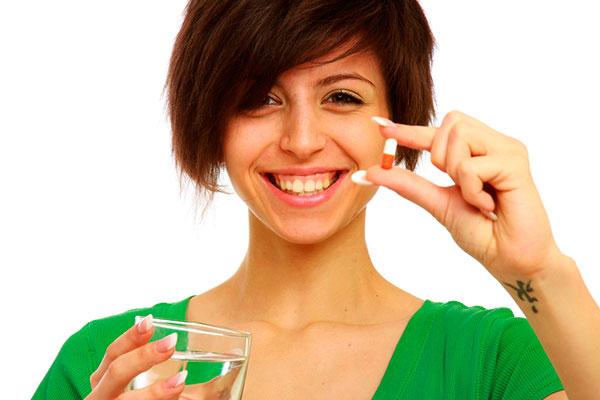 Витаминные добавки для беременных
