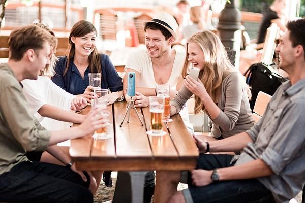 бар для дружеских посиделок