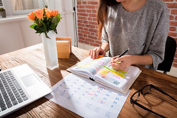 Составьте план дня