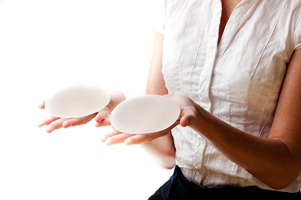 Размеры грудных имплантов
