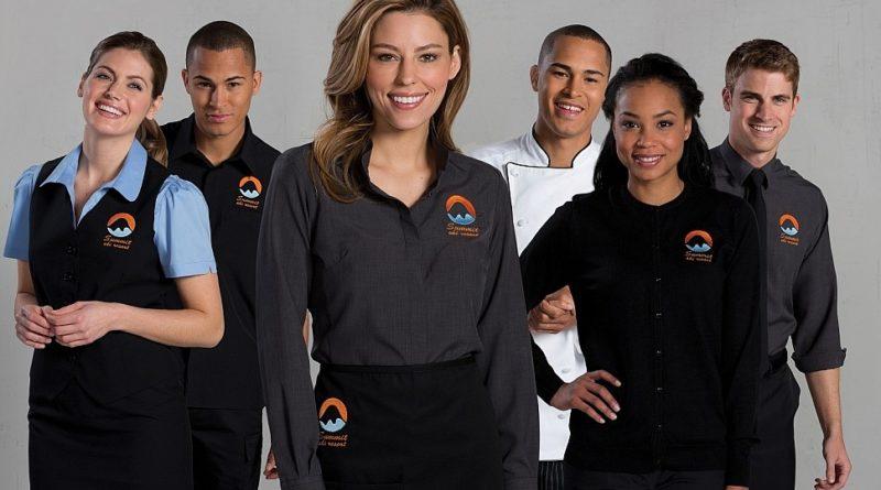 брендированная корпоративная одежда