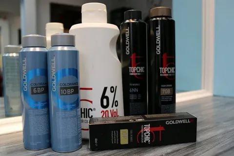 краска для волос Goldwell Colorance