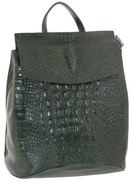 Кожаный рюкзак-трансформер из каталога интернет-магазина Lemoor