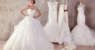 выбрать и купить свадебное платье