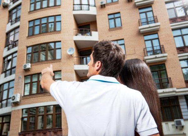 Выбрать квартиру
