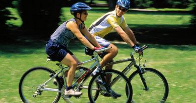 Виды современных велосипедов