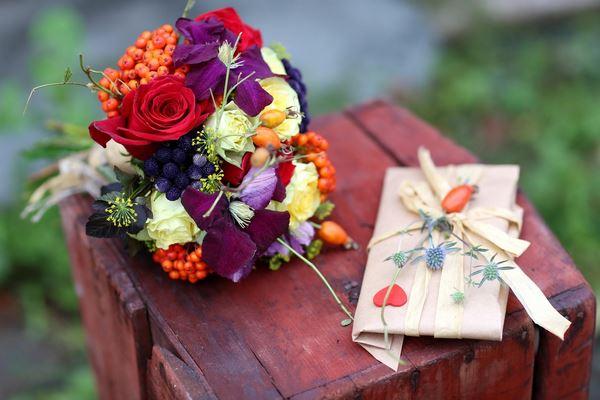 Доствка цветов букет