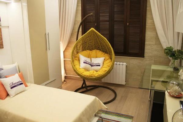 Подвесное кресло-кокон