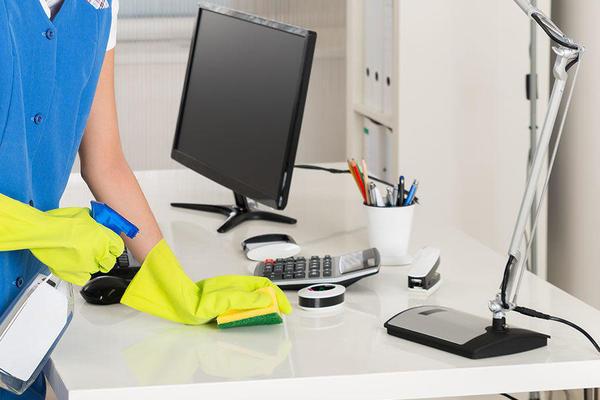 Санобработка в офисе