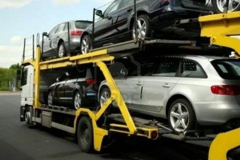 Перевозка автомобилей автовозои
