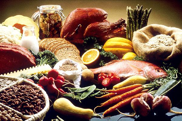 Натуральные продукты, здоровье, питание