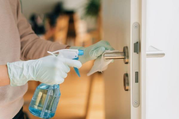 Дезинфекция помещений и квартир