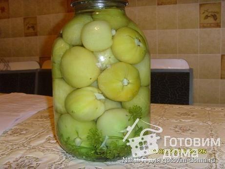 konservirovannye-zelenye-pomidory-s-chesnokom-2